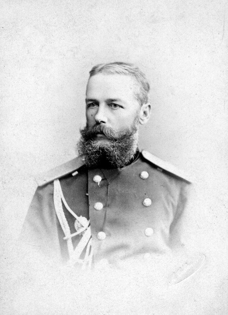 Fadern Alexander Järnefelt (1833-1896),