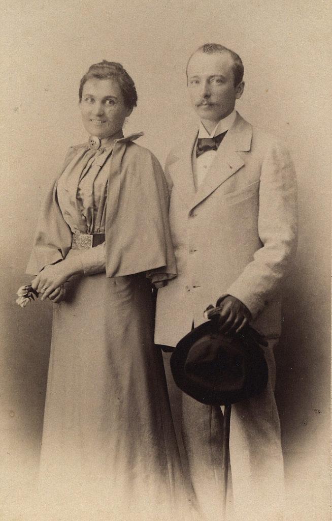 Saimi och Eero Järnefelt